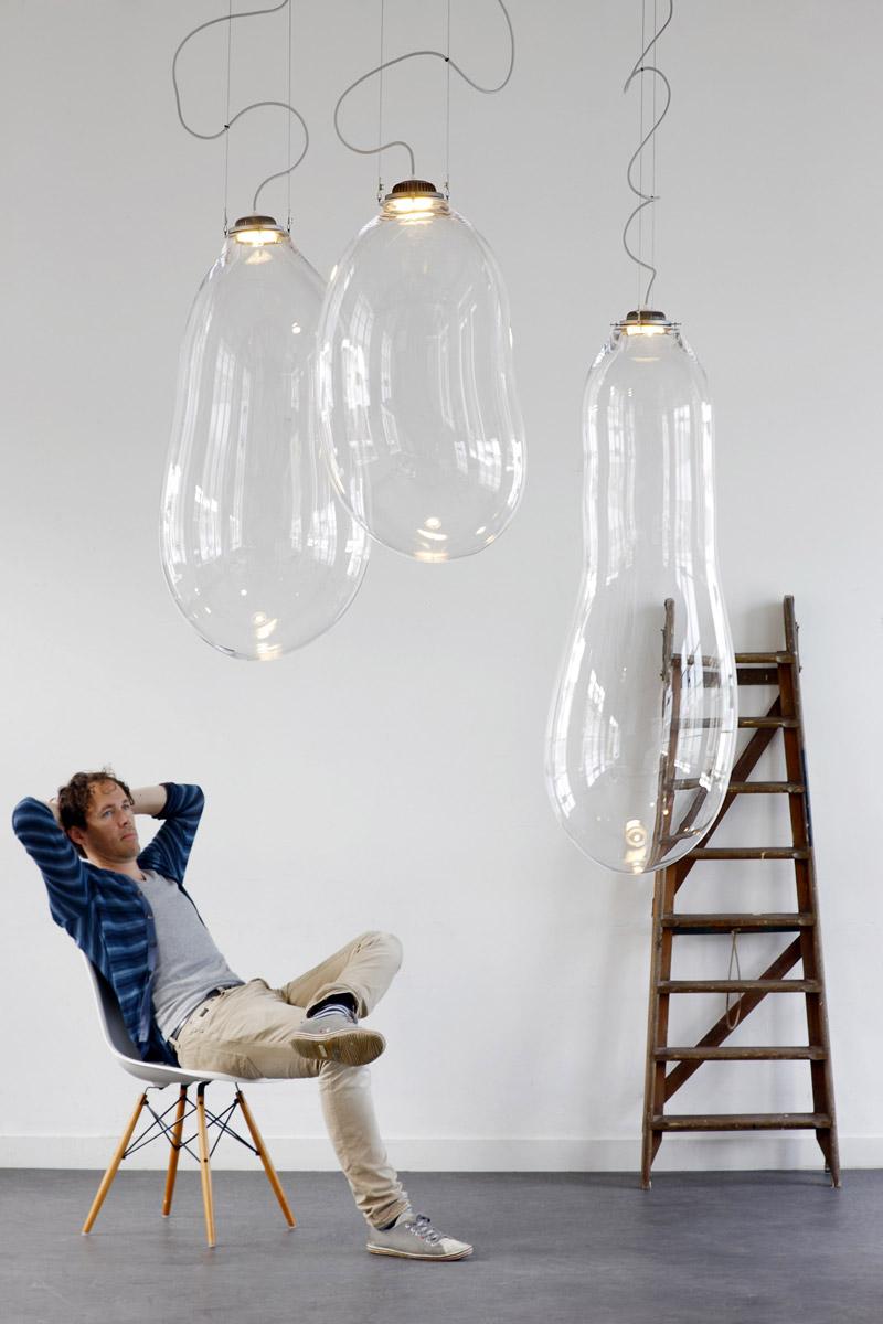 The Big Bubble By Alex De Witte
