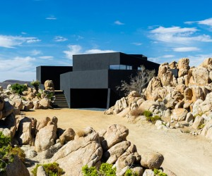 The Black Desert House | Beautiful in Joshua Tree