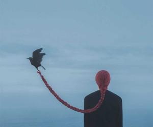 The Blue Journey: Melancholic Photography by Gabriel Isak