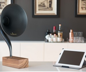 The Bluetooth Gramophone