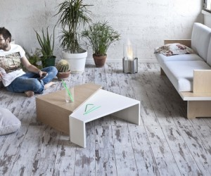The Budapest modern coffee table