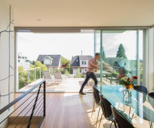 The BUILD Blog | Operable Glass Walls