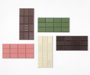 The Chocolatexturebar Titillates The Tongue With Texture