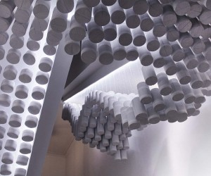 The Cloud installation by Be a  Mecha Palacio