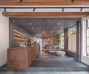 The Cold Pressed Juicery - Prinsengracht by Standard Studio
