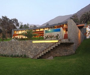 The CyD Summer Home in Lima, Peru