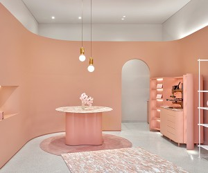 The Daily Edited Flagship Store in Melbourne by Pattern Studio