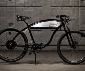 The Derringer Electric Bike