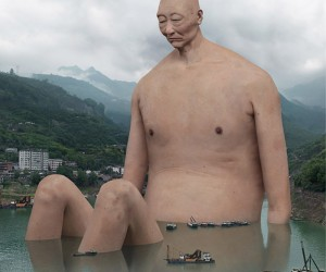 The Digitally Manipulated Artwork of Artist Liu Di.