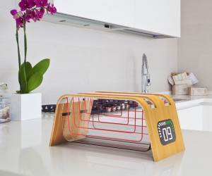 The Eco toaster