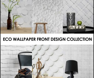 The Eco Wallpaper Front Collection