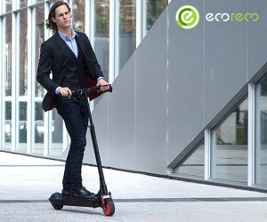 The EcoReco Electric Scooter For Adults