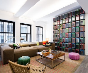 The fascinating loft renovation in New York