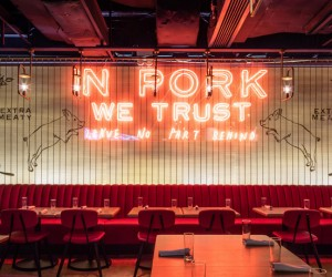 The Fat Pig by Tom Aikens, Hong Kong