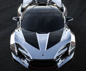 The Fenyr SuperSport by W Motors.