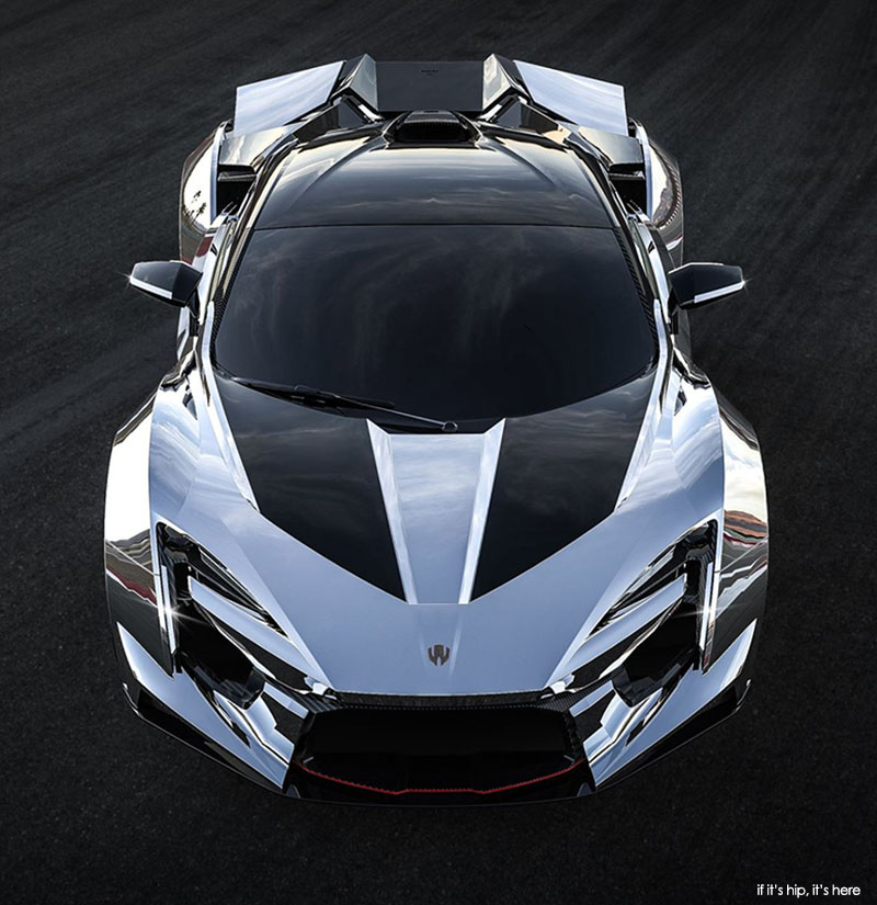 The Fenyr Supersport By W Motors