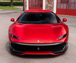 The Ferrari SP38