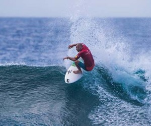 The Four Seasons Maldives Surfing Champions Trophy