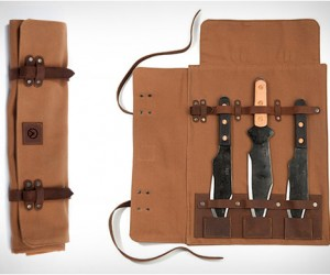 The Furies Knife Set   by Base Camp X