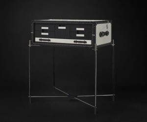 The Game Trunk by Hangar Design Group x Bertoni 1949