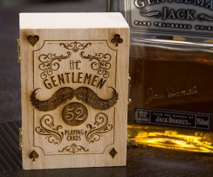 The Gentlemen 52 Playing Cards