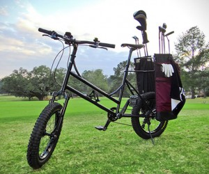 The Golf Bike