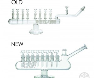 The Grav Menorah Bong Gets A Makeover