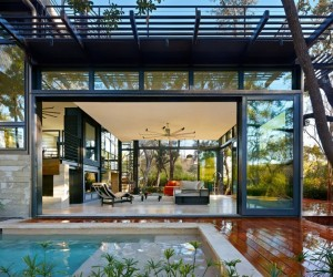 The Green Lantern House By John Grable Architects