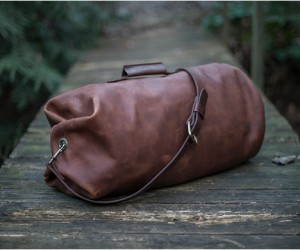 The Gunnar Duffle | by Go Forth Goods