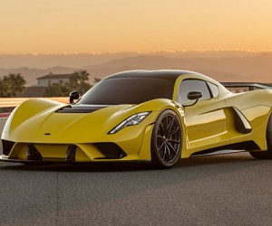 The Hennessey Venom F5 Is Americas 301 MPH Hypercar