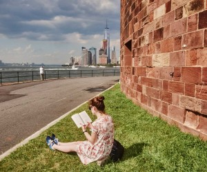 The Hidden Summer Readers of N.Y.C. by Jonno Rattman