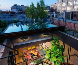 The high life: top floor apartment design in Manhattan