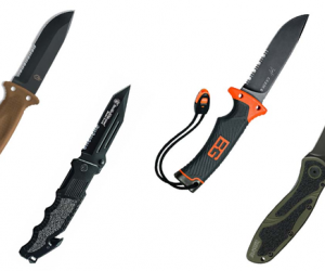 The History Of The Tactical Knife