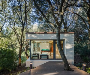 The House in the Woods by Officina29 Architetti