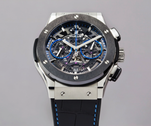The Hublot Classic Fusion Chronograph Aerofusion - A Worldwide Exclusive