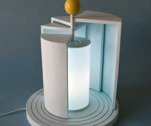 The Interactive Radius Light