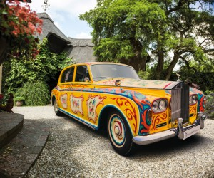 The John Lennon Phantom V Returns To London