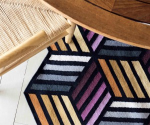 The Latest GAN Kilim Collection