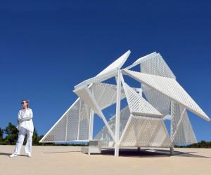 The Lattice Pavilion