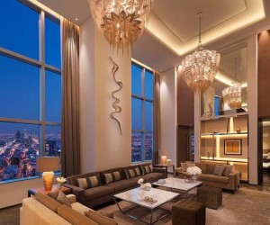 The Lavish Kingdom Suite at the Four Seasons Riyadh