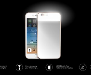 The Lighted Mirror Phone Case