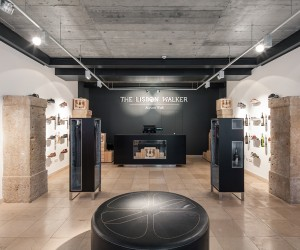The Lisbon Walker Flagship Concept Store