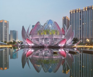 The Lotus Building by Studio505
