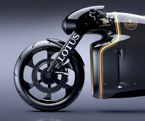 The Lotus C-01 By Daniel Simon for Kodewa