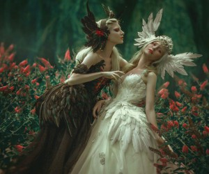 The Magical Fairy Tale-Inspired Portrait Photography by Lillian Liu