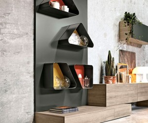 The Magnetika wall panel system