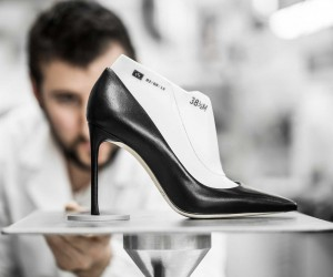 The Making of Dioressence shoes