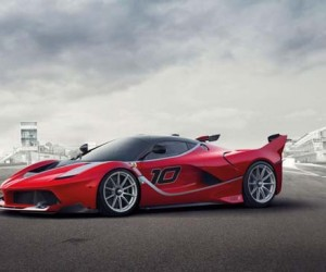 The Making of the Ferrari FXX K