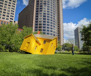 The Meeting House by Mark Reigelman, Boston