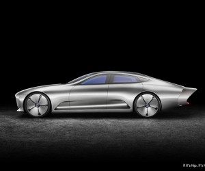 The Mercedes Benz IAA